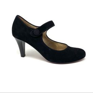 Gabor 75.212.17 Atwell Court Shoes black